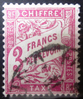FRANCE                TAXE  42A           OBLITERE - Postage Due
