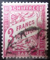 FRANCE                TAXE  42A           OBLITERE - Taxes