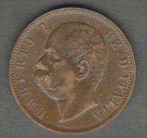 REGNO D' ITALIA - 10 CENTESIMI - UMBERTO I (1894 - ZECCA: BIRMINGHAM) - ITALIAN KINGDOM - - 1861-1946 : Regno