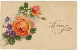 Klein ? Rose Et Violettes No 224 Jounok - Klein, Catharina