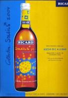 Pub De 2004 - RICARD, Série Limitée Agatha Ruiz - - Advertising