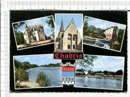 CHABRIS  -   5 Vues - France