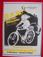 BICICLETTE DKW - Altri