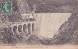03 Barrage Du Cher Prés MONTLUCON, Barrage Et Viaduc De Support Des Conduites De Prise D'eau - Montlucon