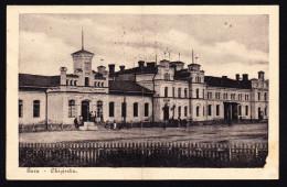 Moldova - 1925 Chisinau Gara (slightly Deteriorated) - Moldavie