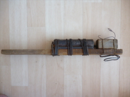 Grenade Pétard Raquette Francais 14-18 - Armes Neutralisées