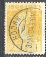 4Jj-681: N° 126: HOORN - 1891-1948 (Wilhelmine)