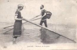 CALAIS - Pêcheurs De Crevettes - Calais