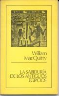 """""""LA SABIDURÍA DE LOS ANTIGUOS EGIPCIOS"""" DE WILLIAM MACQUITTY- EDIT.LIDIUM BS.AS- AÑO 1978- PAG.93- NUEVO- GECKO. - Cultural"""