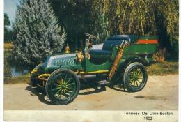CPM Tonneau De Dion Bouton 1902 - Toerisme