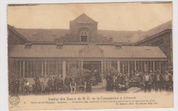 6  -   Institut Des Soeurs De N. D . De La Compassion à Jolimont  .  Hospice : Hommes , Vieillards Et Infirmes . . - Manage