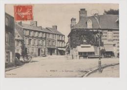 CPA - Percy - Le Carrefour - Circulée - Édit Tripey  - - Andere Gemeenten