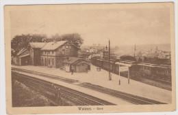 Waimes - Gare . - Waimes - Weismes
