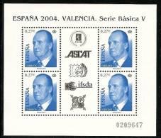 2004-ED. 4088 HB SERIE BÁSICA-NUEVO - Blocs & Hojas