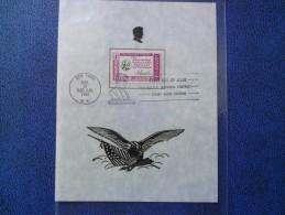 1960 USA Souvenir Leaf FDC Scott # 1143 American Credo - First Day Covers (FDCs)