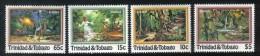 Z776 - TRINIDAD & TOBAGO 1982, Folklore La Serie 458/461  ***  MNH - Trindad & Tobago (1962-...)