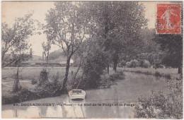 Doulaincourt (Hte Marne) Le Bief De La Forge Et La Forge - Doulaincourt