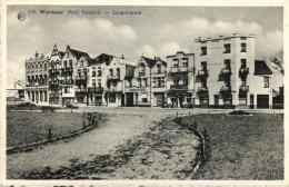 BELGIQUE - FLANDRE OCCIDENTALE -  WENDUINE - Parc Léopold - Léopoldpark. - Wenduine