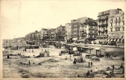 BELGIQUE - FLANDRE OCCIDENTALE -  WENDUINE - La Plage - Strand. - Wenduine