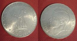 ROMANIA 500  LEI  1941  ARGENTO - Roumanie