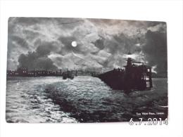 Leith. - The West Pier. (1 - 6 - 1906) - Midlothian/ Edinburgh