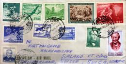 G)1966 CHILE, CHILE WORLD CUP-SKI WORLD CHAMPIONSHIP 66-MAULE RIVER VALLEY-BATTLE-HORSES-WORLD-LORENZO SAZIE-GABRIELA MI - Chile