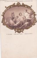 MUSEE DU LOUVRE  .F.BOUCHER   VENUS CHEZ VULCAIN    C.P.A - Musées