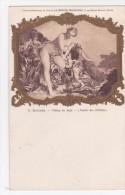 PALAIS  DES  ARCHIVES  .F.BOUCHER   VENUS AU BAIN     C.P.A - Musées