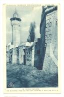 Cp, 75, Paris, Expostion Coloniale Internationale - 1931 - Section Tunisienne, Vue Du Minaret, écrite - Expositions