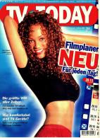 TV  Today  Zeitschrift  -  6.6. 1998  -  Mit : John Goodman Interview  -  Die 16. Fussball WM In Frankreich - Film & TV