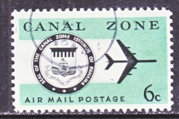 CANAL ZONE   C 42  (o) - Canal Zone