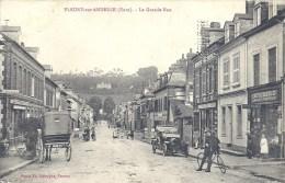 HAUTE NORMANDIE - 27 - EURE - FLEURY SUR ANDELLE - 1800 Habitants - La Grande Rue - Top Animation - France