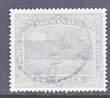 DOMINICA  59    (o) Wmk 4 - Dominica (...-1978)