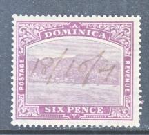 DOMINICA  561   (o) Wmk 4 - Dominica (...-1978)