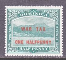 DOMINICA    MR I  * - Dominica (...-1978)