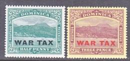 DOMINICA    MR 3-4    * - Dominica (...-1978)
