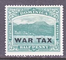 DOMINICA    MR 3    * - Dominica (...-1978)