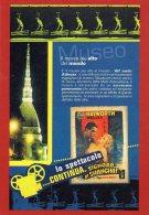 [DC0638] CARTOLINEA - MUSEO NAZIONALE DEL CINEMA - MOLE ANTONELLIANA - TORINO - Mole Antonelliana