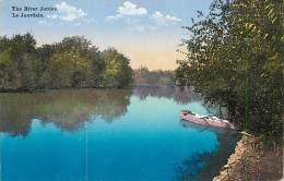 Réf : M-14 - 1568 : Le Jourdain The River Jordan - Jordanie