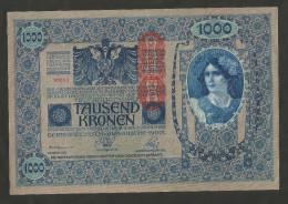 AUSTRIA / OSTERREICH - OESTERREICHISCH-UNGARISCHE BANK - 1000 KRONEN (1902) - Austria