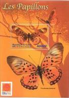 MDV-BK2-413 MINT ¤ MALDIVES 2000  ¤ BUTTERFLIES / PAPILLONS / MARIPOSAS / FARFALLE / SCHMETTERLINGE / VLINDERS - Schmetterlinge