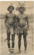 1100 AOF Types De Mankaignes Edit Fortier Beaux Hommes Nus Tatouages Bobo Dioulasso - Burkina Faso