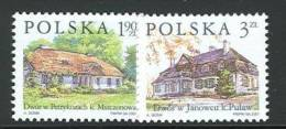 POLAND 2001 MICHEL NO:3881-3882  STAMP MNH /zx/ - 1944-.... République