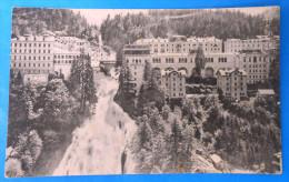 AK BADGASTEIN ( Austria )  * Old Postcard - Travelled 1921. - Bad Gastein