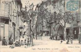 13 - Cuges - Place De La Mairie, Le Lavoir - Sonstige Gemeinden