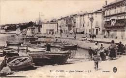 13 - Cassis - Quai Calendal - Cassis