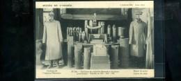 WW1 - Musée De L'Armée, Campagne 1914-1915, Spécimens De Projectiles Allemands  Paniers Porte-charges, Interma Caritas - Guerra 1914-18