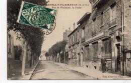 NEUILLY PLAISANCE-RUE DE PLAISANCE LA POSTE-BE - Neuilly Plaisance