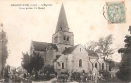 Beaurieux (02) L'Eglise - France