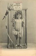 Themes Div - Ref H 437-  Anges - Ange - Petits Amours - Enfant - Enfants - Arc - Fleches - Tir A L Arc - Carte Bon Etat - Bergeret